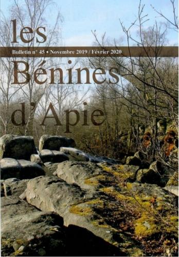 45e bulletin des Bénine d'Apie