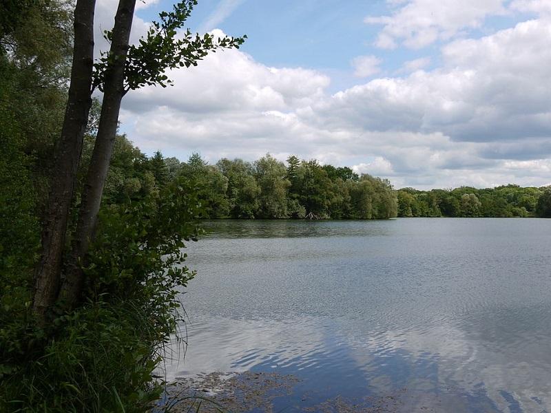 Bassin de retenue de l'Orge Bruyères le Chatel recadrée