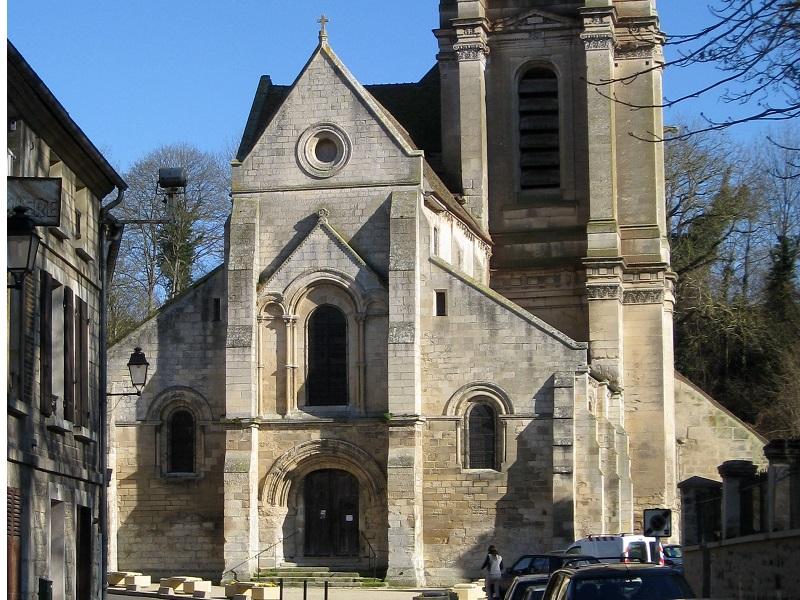 Eglise de Chars